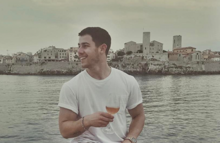 Nick Jonas dishes on new music and talks positivity.