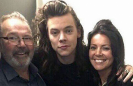 Harry Styles' step dad passes away at 57!