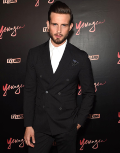 Nico Tortorella is content with getting paid less than his female co-stars!